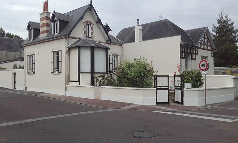 Rénovation de façades / Ravalement de façades après travaux (près de Caen)