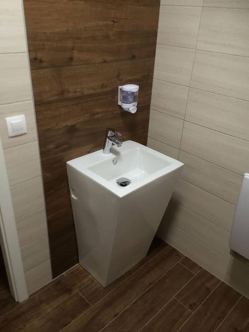 Revêtements de sol à Caen (Calvados -14) / Pose de carrelage salle de bain