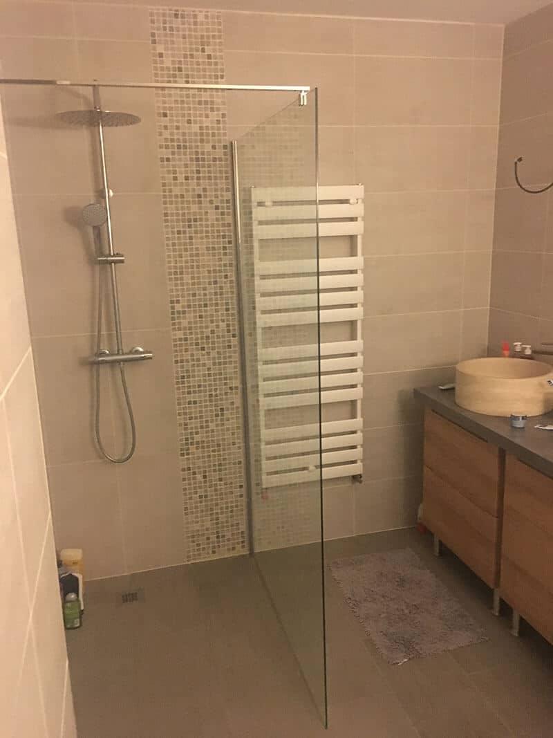 Revêtemens de sols / Carrelage salle de bain à Caen (Calvados - 14)