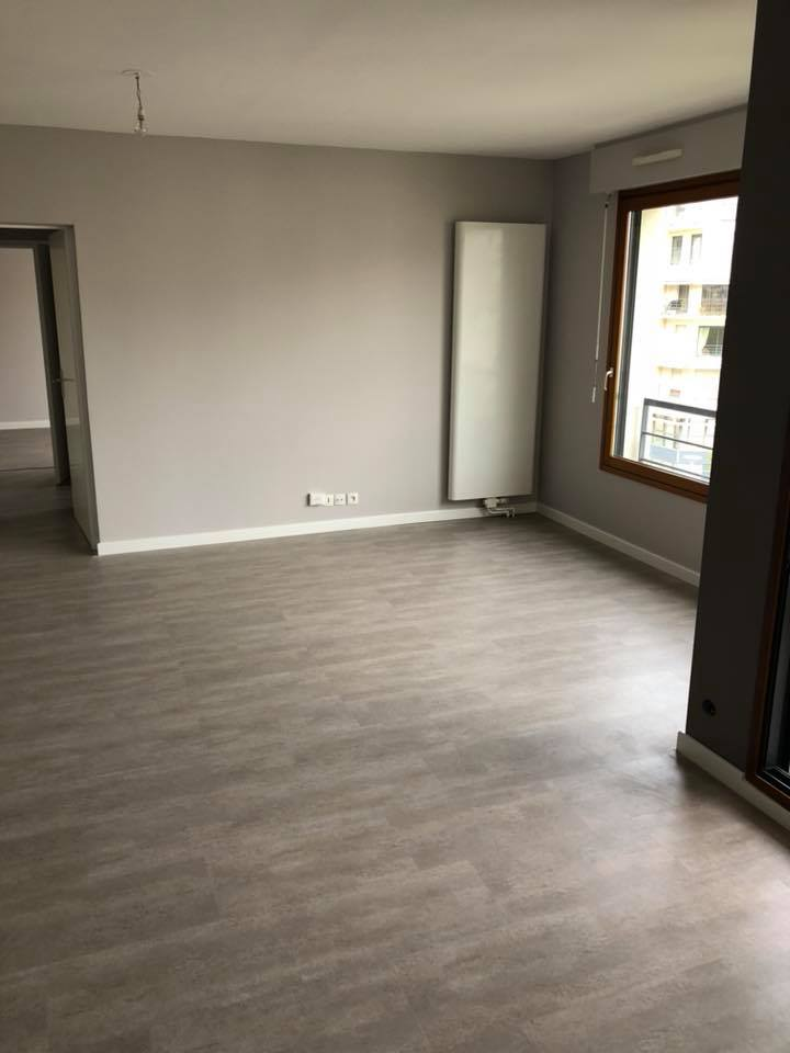 Revêtement de sols d'un appartement à Caen (Calvados -14)