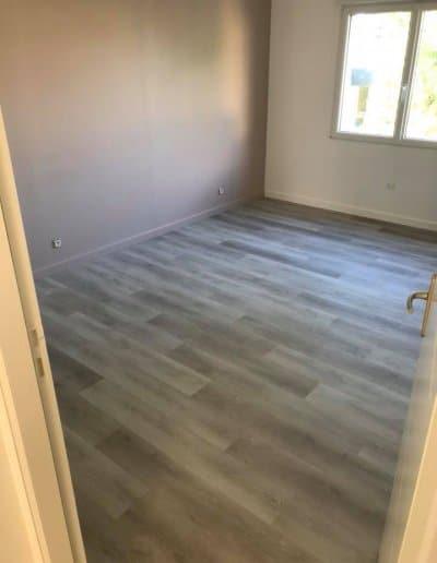 Revêtements de sol à Caen Nord (lames PVC clipsables)