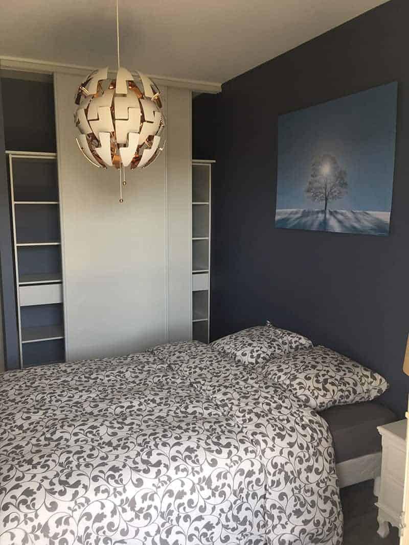 peinture chambre maison à Caen - Décoration d'intérieur