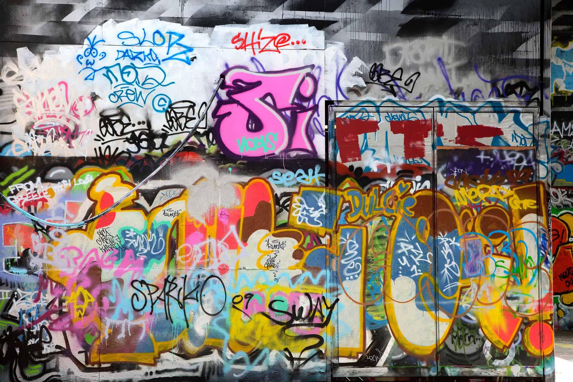 remise en état des murs et façades - Graffitis, tags, vandalisme á Caen