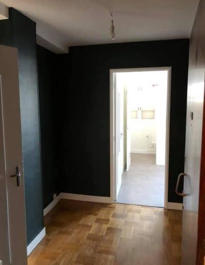 Peintures et Revêtements de sols appartement à Caen