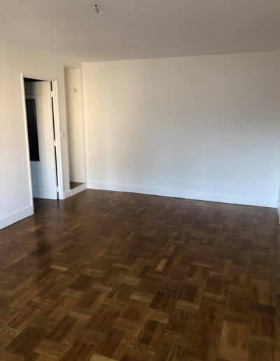 Peintures et Revêtements de sols appartement - Centre ville de Caen