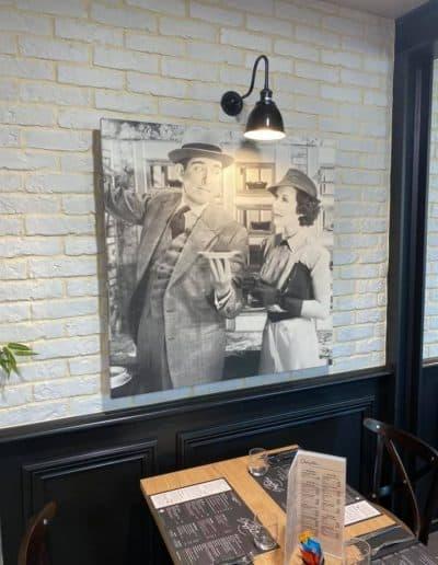 Pose de panneaux acoustiques absorbeurs de bruits murs et plafonds à Caen et Normandie.