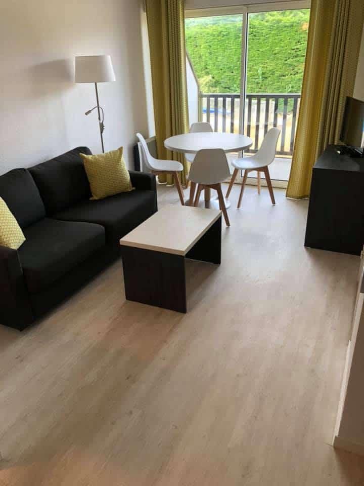 Revêtement de sol appartements résidence de vacances à Cabourg 14
